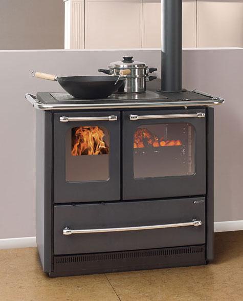 Stufe a pellet e legna rivenditori autorizzati cucine e - Cucine a legna e gas ...