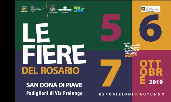 FIERA DEL ROSARIO 2019 SAN DONA' DI PIAVE